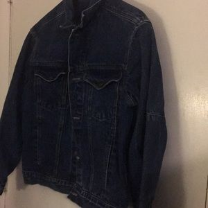 Calvin-Klein denim jacket